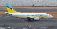 ニュース画像:ANA、737-500「JA300K」を抹消登録 8月20日付け