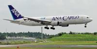 ニュース画像:ANA、767-300BCF「JA8356」を抹消 BCFで初の退役