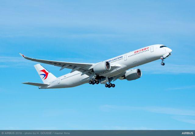 ニュース画像 1枚目:中国東方航空 イメージ