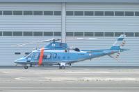 ニュース画像:警視庁、3機目のA109「JA36MP」を受領