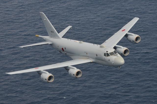 ニュース画像 1枚目:P-1哨戒機