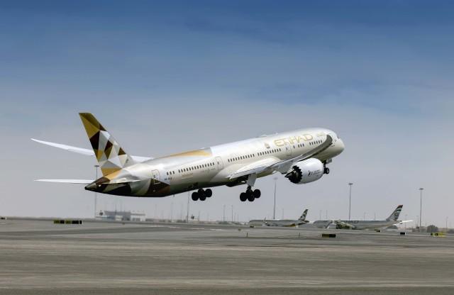 ニュース画像 1枚目: エティハド航空 イメージ