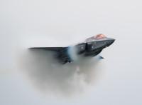 ニュース画像:F-35Aデモチーム、第5世代戦闘機のパワーでカナダを魅了