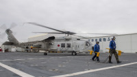 ニュース画像:海自、9月20日にアメリカ海軍と衛生特別訓練を実施