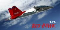 ニュース画像:アメリカ空軍の次期ジェット練習機、制式名称は「T-7Aレッドホーク」