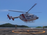 四国ドクターヘリ合同訓練、9月20日に徳島県三好市で実施の画像