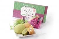 ニュース画像:セントレア、和菓子ブランドとコラボして「ふわっとなごん」を販売