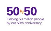 ニュース画像:フェデックス、世界5,000万人をサポートするグローバルな目標を設定