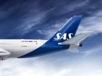 ニュース画像 4枚目:スカンジナビア航空 新塗装 イメージ