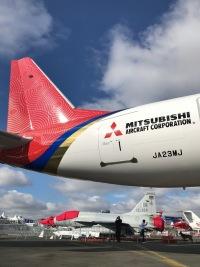 ニュース画像:三菱航空機、モントリオールにグローバルな成長戦略を支援する拠点開設