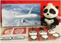 ニュース画像:中国国際航空、チャイナフェスティバルに出展 抽選会で特製グッズ当たる