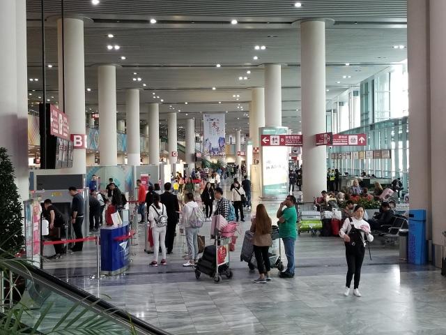 ニュース画像 1枚目:マカオ国際空港 イメージ
