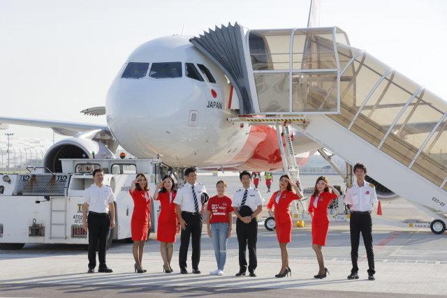ニュース画像 1枚目:エアアジア・ジャパン A320 セントレアLCCターミナル