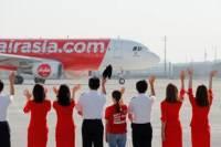 ニュース画像 4枚目:エアアジア・ジャパン初便をお見送り