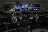 ニュース画像:空自、宇宙状況監視多国間机上演習「グローバル・センチネル」演習に参加