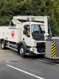 ニュース画像:JAL、令和元年台風15号の復興支援で物資輸送や義援金の寄付など実施