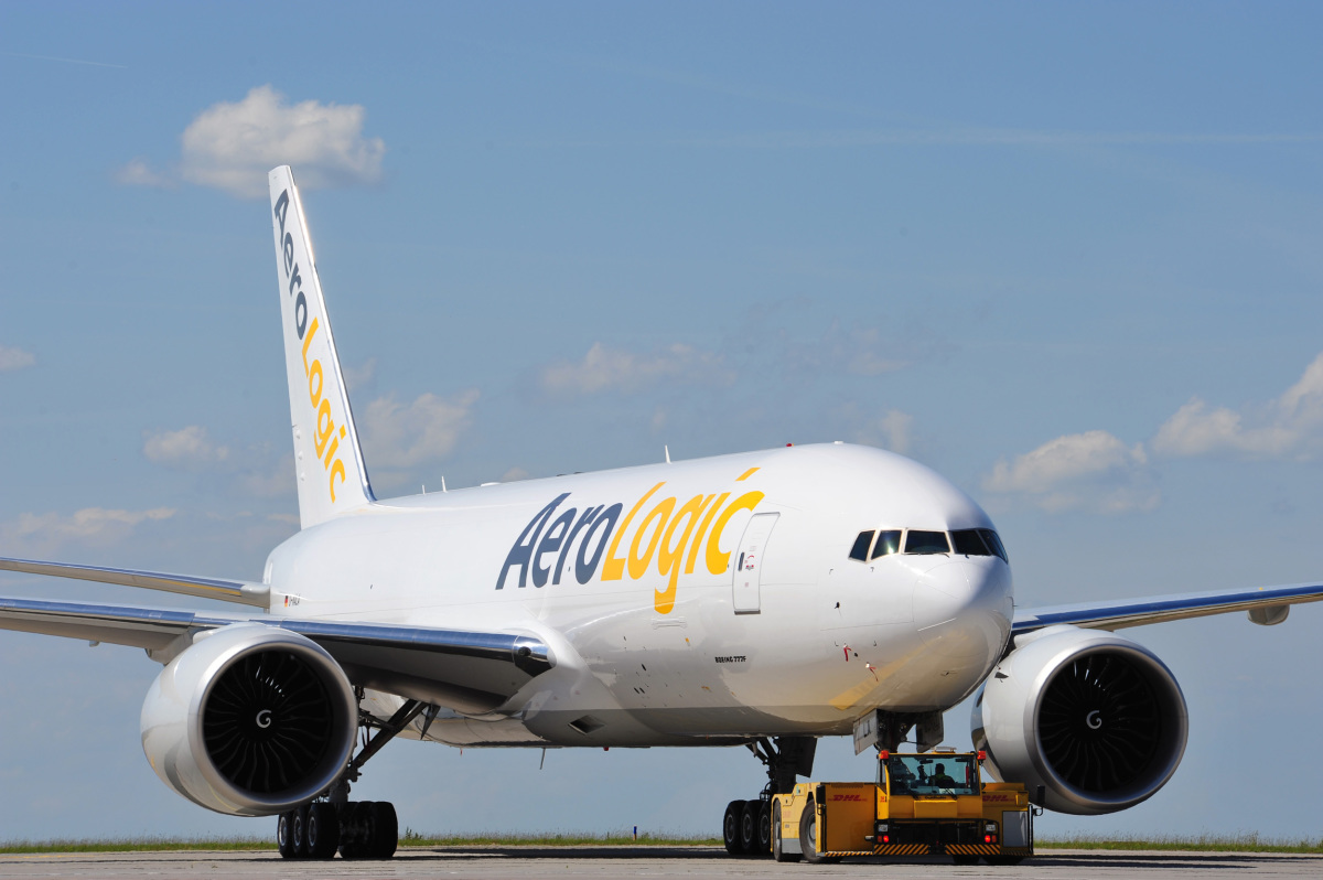 ニュース画像 1枚目:アエロ・ロジック 777貨物機