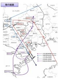 ニュース画像:羽田の機能強化、7月から住民説明会 都心上空を飛行経路に活用へ