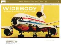 ニュース画像:サンフランシスコ空港、1970年代スーパージェットの歴史的資料を展示