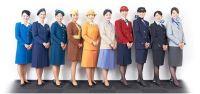 ニュース画像:羽田/米子線の就航55周年セレモニー、ANA制服ファッションショーも