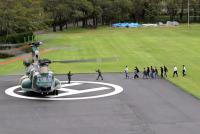 ニュース画像:府中基地、10月27日にCH-47J体験搭乗を開催 参加者を募集
