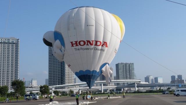 ニュース画像 1枚目:熱気球ホンダグランプリ イメージ