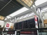 ニュース画像:成田の冬スケジュール、22時以降の旅客便は週74便