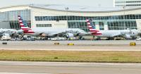 ニュース画像:アメリカン航空、羽田発着のダラス、ロサンゼルス線は7月7日から運航へ