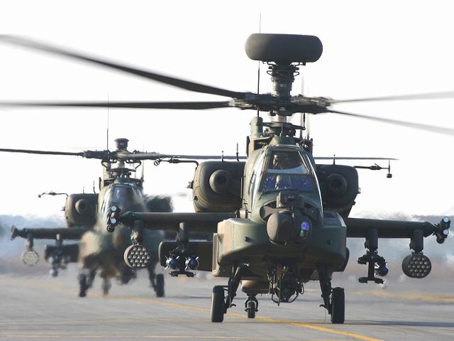 ニュース画像 1枚目:AH-64D