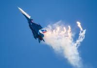 ニュース画像:ロシア空軍ロシアンナイツ、9月28日にF1・ロシアGPで展示飛行