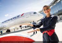 ニュース画像:エールフランス、1機目のA350を受領 2020年までに6路線へ投入