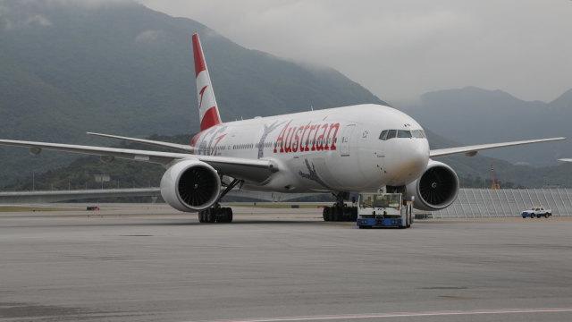 ニュース画像 1枚目:オーストリア航空