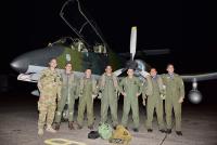 ニュース画像:アルゼンチン空軍、IA-58Aプカラが最後のツアー