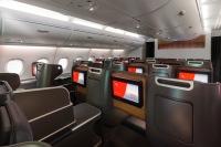 ニュース画像:カンタス、アップグレードしたA380をロンドン発で初めて定期便に投入