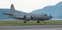 ニュース画像:「瀬取り」警戒監視活動、10月にカナダがCP-140哨戒機を派遣