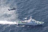 ニュース画像:新田原救難隊、9月25日に海上保安庁・東児湯消防組合と合同訓練を実施