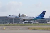 ニュース画像:ガルーダ・インドネシア、マナド/ダバオ線に就航 ATR 72で週2便