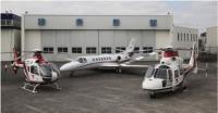 ニュース画像:読売新聞、回転翼と固定翼の本社取材機操縦士を募集