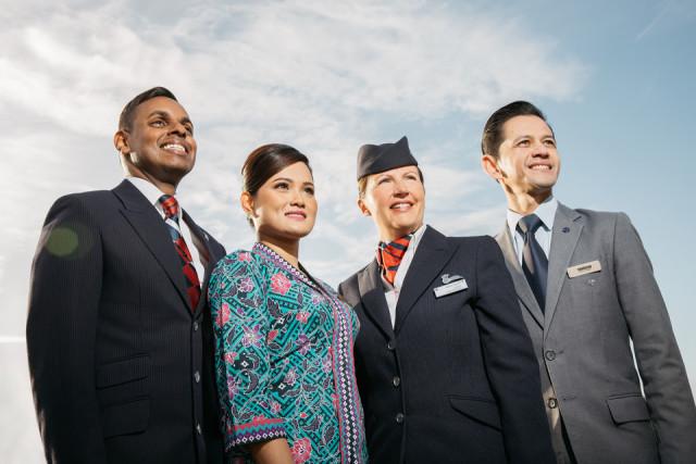 ニュース画像 1枚目:ブリティッシュ・エアウェイズとマレーシア航空