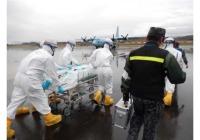 ニュース画像:青森県、10月15日と16日に航空搬送拠点臨時医療施設の設置運営訓練