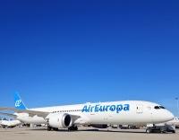 ニュース画像:BOC、エア・ヨーロッパに787-9を納入 7機契約の3機目