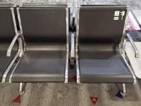 ニュース画像:マカオ国際空港、搭乗エリアの400席に充電設備を導入