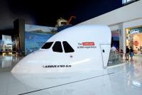 ニュース画像:エミレーツ航空、ドバイでA380シミュレーターなどブランド体験を展開