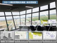 ニュース画像:NEDOなど、複数ドローンの安全飛行で運航管理システムを構築