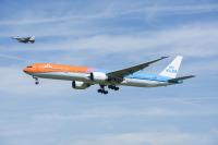 ニュース画像:KLMが創立100周年