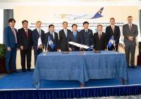 ニュース画像:MIATモンゴル航空、ALCと初めての787-9を長期リース契約