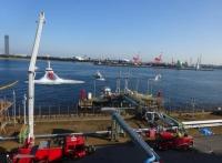 ニュース画像:成田空港、10月15日に海上防災訓練 海上で航空燃料漏洩を想定