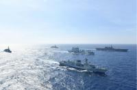 ニュース画像 1枚目:6月に実施されたKAEDEX19-1での戦術運動