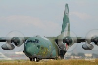 ニュース画像:芦屋基地、10月12日に休日飛行 体験搭乗でC-130Hが飛行
