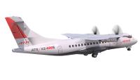 ニュース画像:ATR、短距離離着陸能力を備えたATR 42-600Sを正式ローンチ